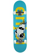 Enjoi Shredder  Blue/Yellow Complete 8.0 x 31.1