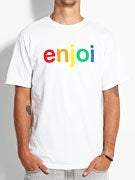 Enjoi Spectrum T-Shirt