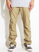 Element Desoto Twill Pants  Khaki