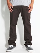 Element Desoto Twill Pants  Chocolate