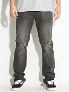 Element Desoto Jeans  Black Wash