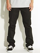 Element Desoto Jeans  Black Wax