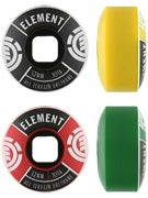 Element Divided Rasta Wheels