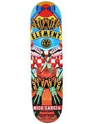 Element Garcia Big Business Deck  8.375 x 32.125