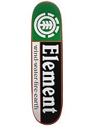 Element Garden Section Deck  8.125 x 32.35