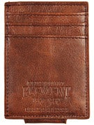 Element Huffton Money Clip Wallet