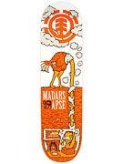 Element Madars Ostrich Facet Deck 8.25 x 31.75