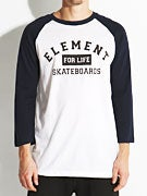 Element Make It Count 3/4 Sleeve Shirt