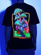 Element Mushroom Blacklight T-Shirt