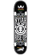 Element Nyjah Geometric Complete  7.75 x 31.25