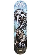 Element Nyjah Prespirit Deck  8.0 x 31.75