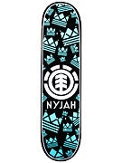 Element Nyjah Icons Deck  8.0 x 31.875