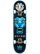 Element Nyjah Nocturnal Complete  7.75 x 31.25