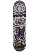 Element Nyjah This Ol' Dog Deck  8.125 x 32.35