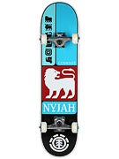 Element Nyjah Prismatic Complete  7.75 x 31.25