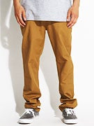 Element Owen Twill Pants  Curry