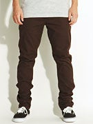 Element Owen Twill Pants  Rust