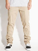 Element Outkast Chino Pants  Khaki