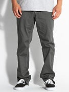 Element Pulaski Twill Pants  Dark Grey