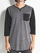 Element Renwick 2 L/S Sleeve Henley