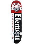 Element Section Black Complete  7.5 x 31.25
