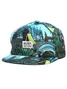 Element Summer Cap 5 Panel Hat