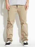 Element Team 5 Pocket Pants  Clay