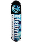 Element Tie Dye Section Deck  8.0 x 31.75