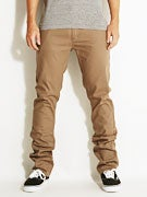 Emerica Hsu Slim 5 Pocket Twill Pants  Army