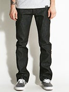 Emerica Reynolds Straight Jeans  Black Raw