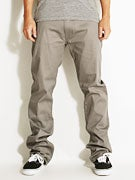 Emerica Reynolds Straight Chino Pants  Dark Grey