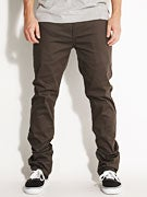 Emerica Reynolds Slim Chino Pants  Smoke
