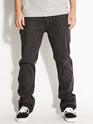 Emerica Reynolds Straight Jeans  Worn Black