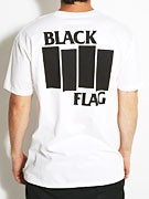 Elephant Brand Black Flag Bars T-Shirt