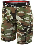 Ethika The Staple Woodland Camo Boxer Briefs
