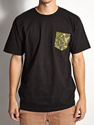 Expedition One Antler Camo Pocket T-Shirt