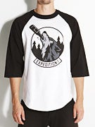 Expedition One Beer Wolf 3/4 Sleeve Shirt