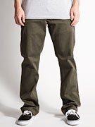 Expedition One Drifter Chino Pants  Hunter Green