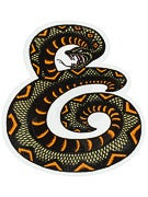 Expedition One E Snake Sticker