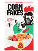 Expedition One Corn Fakes Sticker