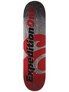 Expedition One Price Point Grey Deck  8.06 x 32