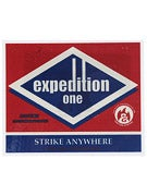 Expedition One Strike Sticker