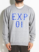 Expedition One Stacked Crew Sweatshirt