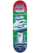 Expedition One Bassett Trophy Deck  8.38 x 32