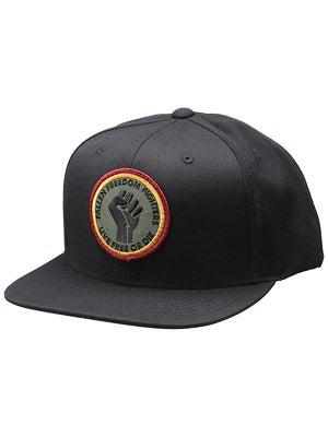 Fallen Freedom Snapback Hat