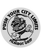 Filmbot Push Limits Sticker
