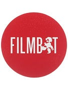 Filmbot Stoplight Sticker Red