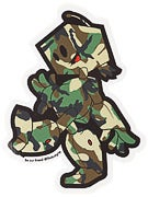 Filmbot Vice Undercut Sticker Camo