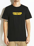 Freedumb Airlines Star Dumb T-Shirt