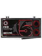 FKD Bearings Steel Shields ABEC 5